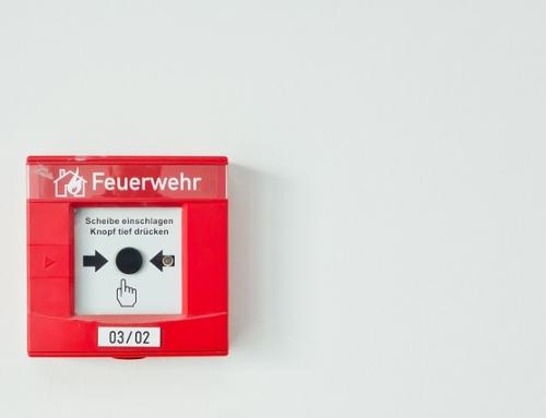 , תכנון מערכת כיבוי אש: תהליך העבודה